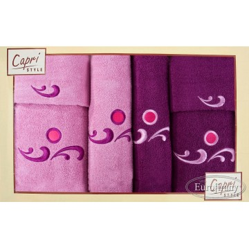 Komplet ręczników Łezka