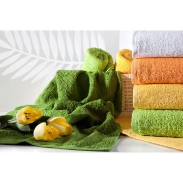 Ręcznik GŁADKI2 Ciemny zielony
