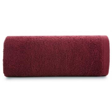 Ręcznik GŁADKI2 Bordowy