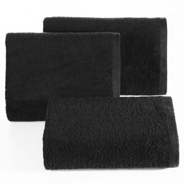 Ręcznik GŁADKI2 Czarny