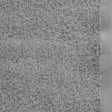 Ręcznik GŁADKI2 Stalowy