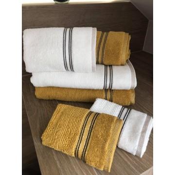 Ręcznik FILON Musztardowy