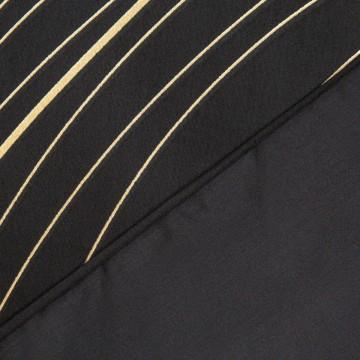 Pościel VICTORIA1 Czarny/złoty