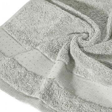 Ręcznik Beth srebrny
