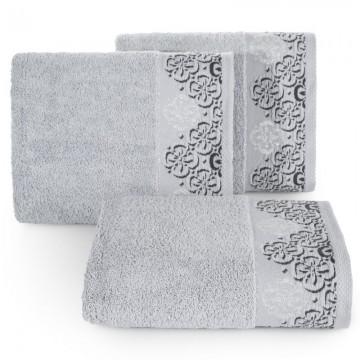 Ręcznik Iwona srebrny