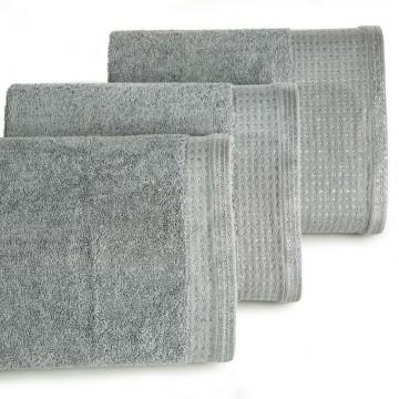 Ręcznik Luna stal