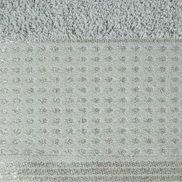 Ręcznik Luna srebrny
