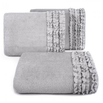 Ręcznik Laura szary