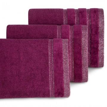 Ręcznik Glory amarant