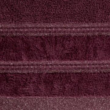 Ręcznik Glory bordo