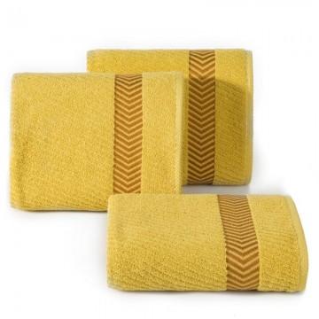 Ręcznik Mateo musztarda