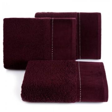 Ręcznik Karina bordo