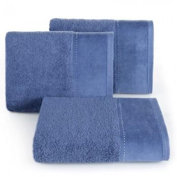 Ręcznik Karina niebieski