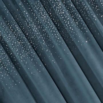 Zasłona Aurora Granat 140x270